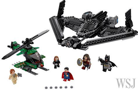 Two Arkham Dc Multiverse Mattel Moc lego d 233 voile ses sets batman v superman dcplanet fr