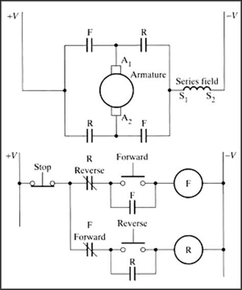 dc reversible motor wiring diagram get free image about