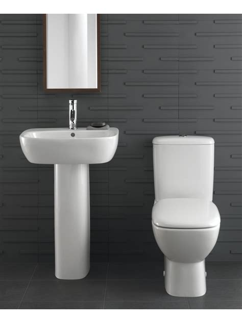 wash basin toilet twyford moda toilet and wash basin set