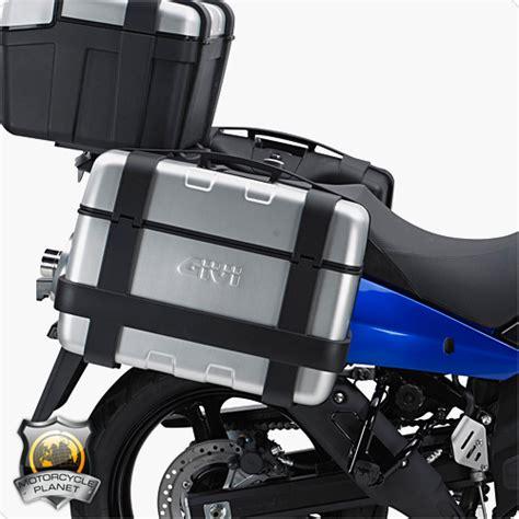 Suzuki Bandit 1200 Luggage Rack by Givi Pl523 Pannier Rack For Suzuki Gsf 1200 Bandit S