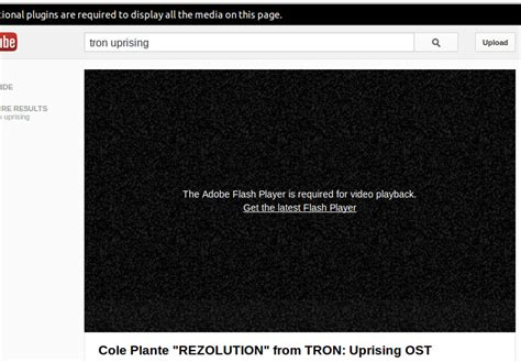 chrome youtube videos not playing youtube will not play in firefox or chrome on fresh 12 04