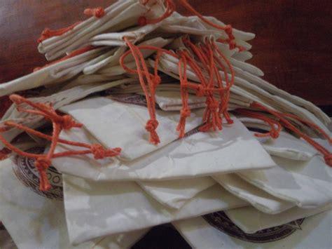 Pouch Tas Serut Blacu Pre Order kimibag indonesia pouch blacu