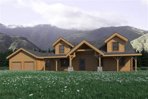 countrymark log homes mountain view