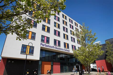 Of Richmond Evening Mba by Portsmouth Business School Business Services And Research