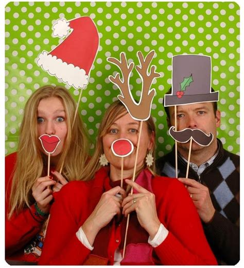 christmas photo booth ideas photo booth ideas