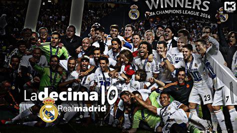 Kaos Keren Real Madrid La Decima la decima real madrid by cyber03 on deviantart