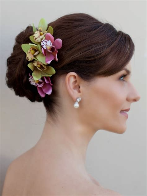 how to do bridesmaid hair wiki tropical wedding hairstyles hairstylegalleries com