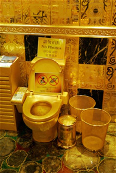 saddam hussein bathroom what s the most expensive toilet in the world howstuffworks