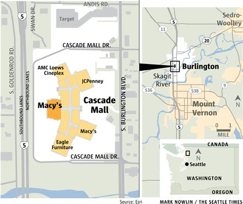burlington mall map burlington mall shooting hits on a emotional level the seattle times