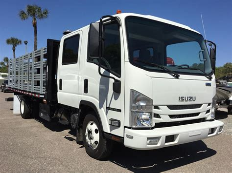 isuzu landscape trucks in florida for sale used trucks on