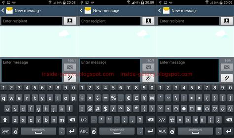 samsung android keyboard samsung galaxy s4 how to use samsung keyboard in android 4 4 kitkat