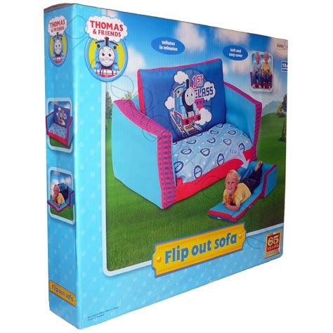 thomas and friends sofa thomas the tank engine 1st flip out sofa sofa bed ebay