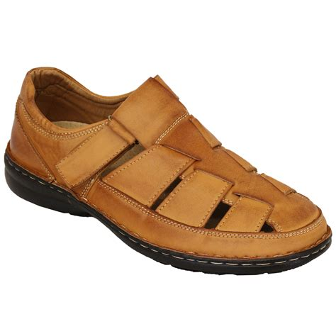 mens summer sandals mens sandals leather shoes walking outdoor