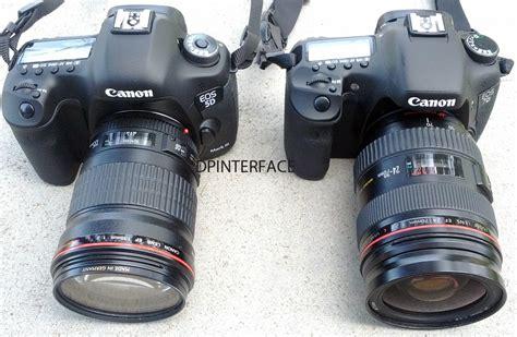 Canon Eos 7d 3 canon eos 5d3 7d front dp interface dp interface