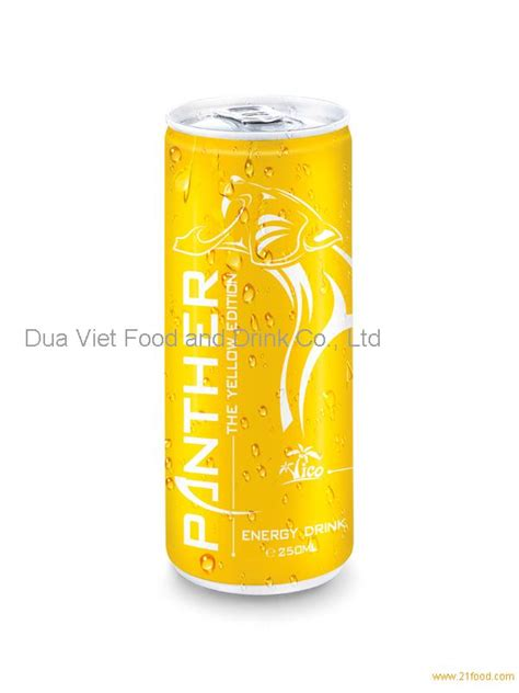 energy drink yellow yellow edittion energy drink from binh duong