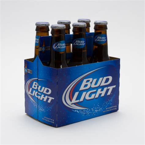 bud light 6 pack cost bud light 7oz bottle 6 pack wine and liquor