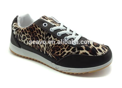 design your own athletic shoes seavo ss17 design your own soft sole leopard printing