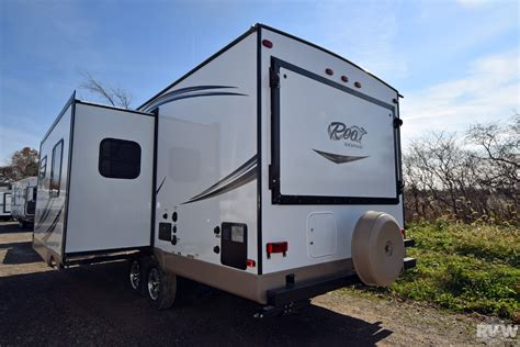 Roo Trailer 2015 Forest River Rockwood Roo 23ikss Travel Trailer The