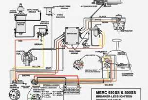 mercruiser key switch wiring diagram wedocable