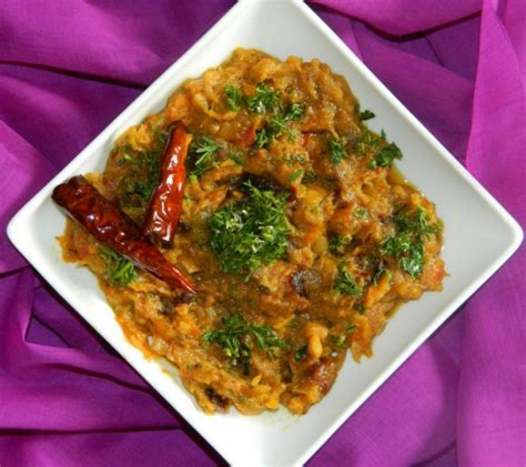 baingan bharta recipe my india