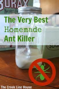 the very best homemade diy ant killer the creek line house