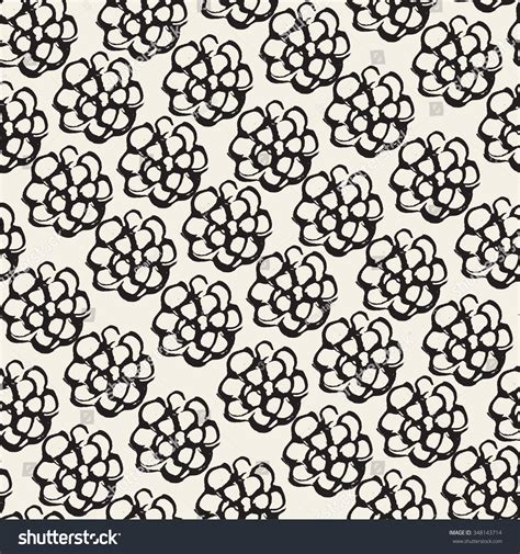 abstract pattern brush abstract seamless pattern brush strokes design stock