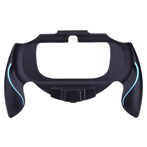anti skidding comfortable joypad bracket holder handle grip for sony psv1000 psvita ps