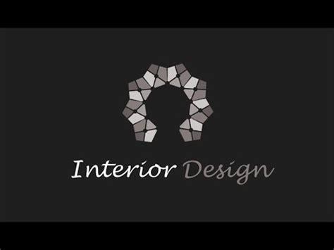 Modern Interior Design Blogs interior design logo adobe illustrator tutorial youtube