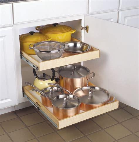 shelfgenie roll  shelves small white kitchens