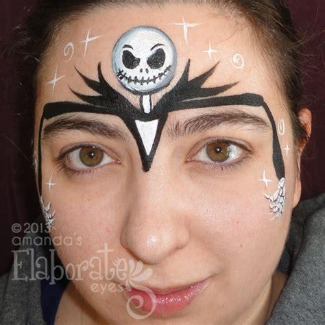 Image Of Halloween Pumpkin - halloween face painting amanda s elaborate eyes face amp body painting