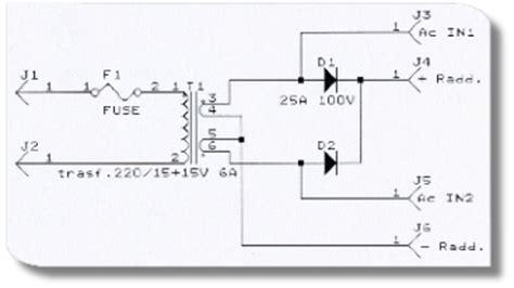 alimentatore 12v con batteria tone caricabatterie 12v stabilizzato