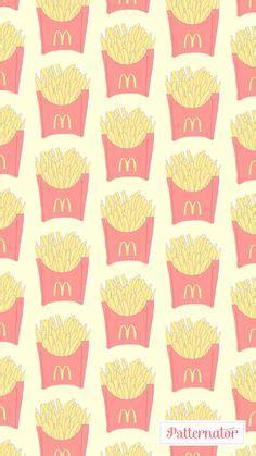 Mcd Fries For Iphone 6 And 6 Tidak Ada Utk Tipe Murah mcdonalds fries iphone 6 6 plus wallpaper lockscreens