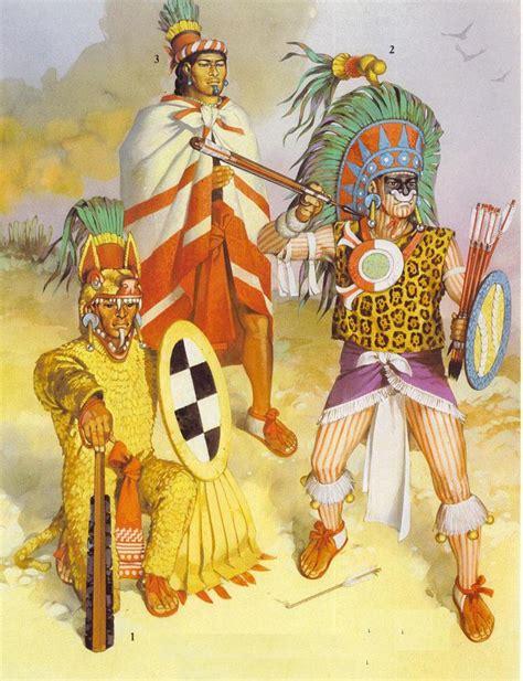 imagenes de las viviendas aztecas pueblos hispanoamericanos