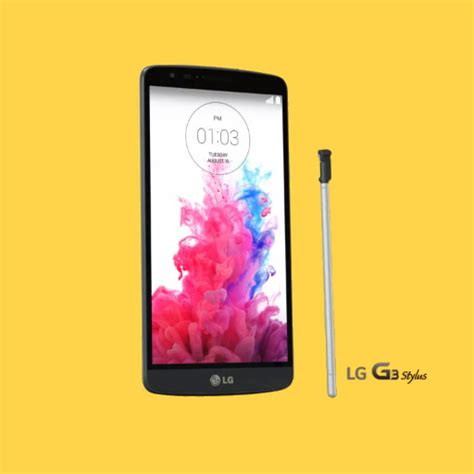 techdroid lg g3 stylus leaks in official lg promo specifications leaked revealing a 5