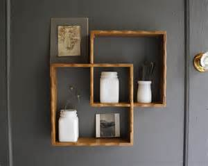cool bathroom shelves square shelves cosas de casa