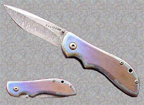 make folding knife rocket knives tutorial on how to make a liner locking