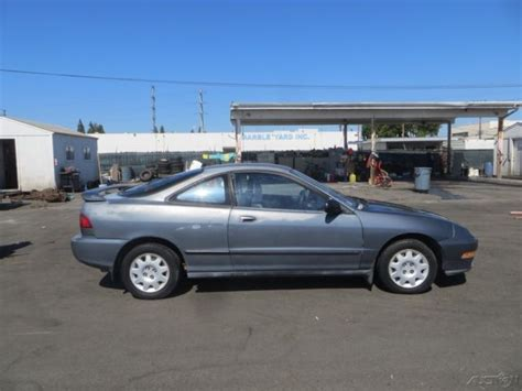 old car owners manuals 1994 acura integra auto manual 1994 acura integra rs used 1 8l i4 16v manual coupe no reserve