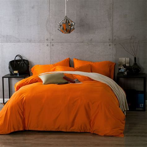 orange comforter 25 best ideas about orange bedding on pinterest orange