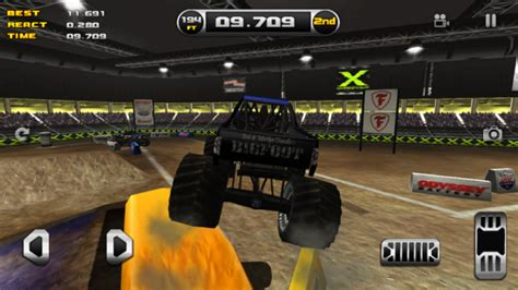 monster truck videos please get behind the wheel and please the crowd with monster