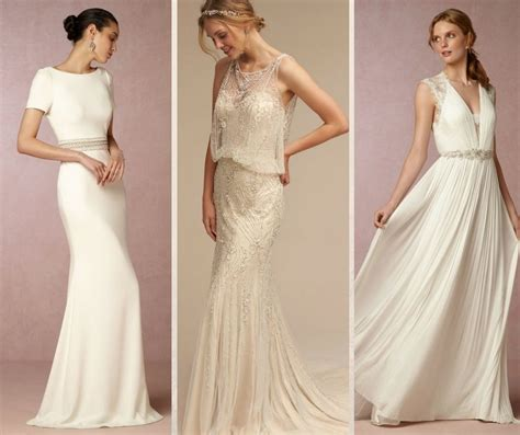 Vintage Style 1920s Wedding Dresses by 1920s Wedding Dresses Mariana Hardwick Deco Weddings