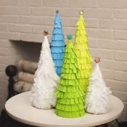 como hacer arboles de navidad con papel manualidades para hacer 193 rboles de navidad con los ni 241 os