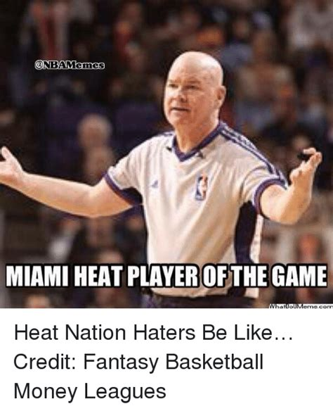 Fantasy Basketball Memes - 25 best memes about miami miami memes