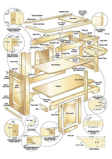free plans bird table plans free download woodworking projects plans