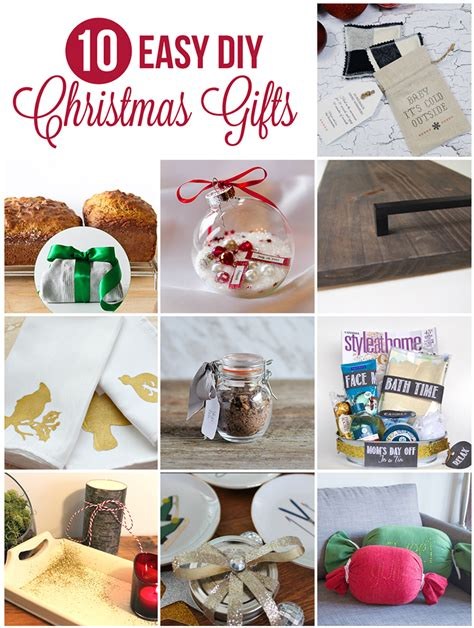 diy christmas gift baking in tea towels