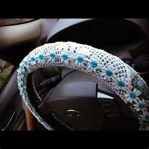 Steering Wheel Covers Hippie Hippie Steering Wheel Cover By Whoopsie Daisies On Etsy