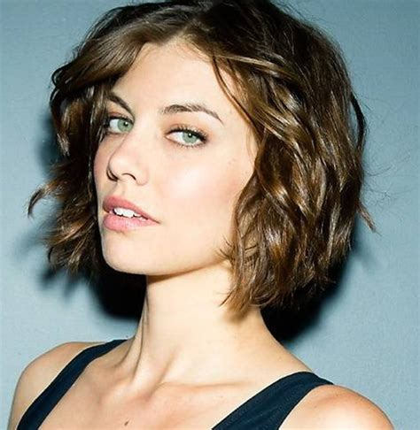 age 30 hair 2015 30 short wavy hairstyles for bouncy textured looks