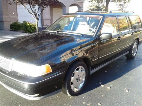 1996 volvo 960 wagon 1996 volvo 960 pictures cargurus