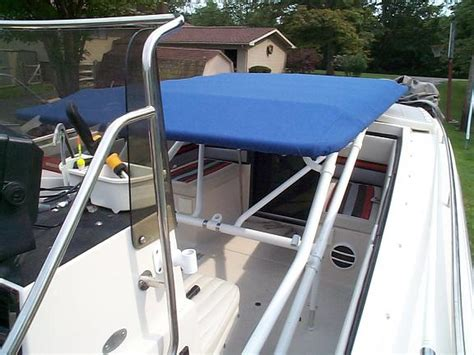 fold down t tops for boats can you make any t top fold down the hull truth