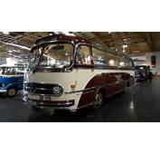 1960  Mercedes Benz O321H Omnibus Exterior And Interior Classic