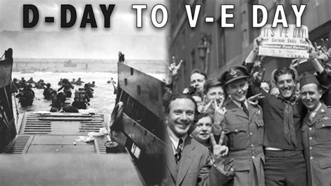 d day to ve day dvids video d day to v e day
